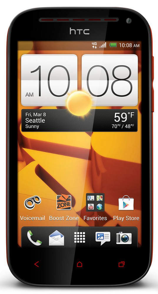 Boost Mobile Tribute Dynasty Prepaid Carrier Locked Phone - 5