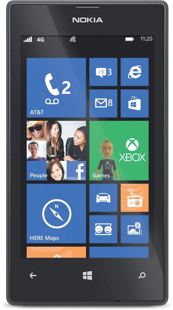 Nokia Lumia 520 (AT&T)