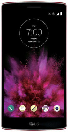 LG-G-Flex2-LS996- Sprint (Red)