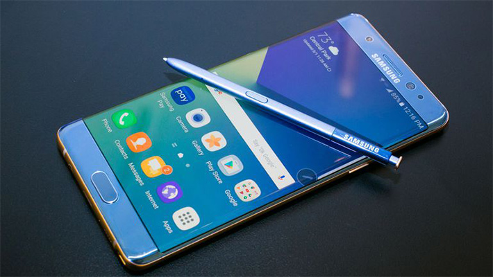 Verizon Wireless Agrees to Brick the Galaxy Note 7