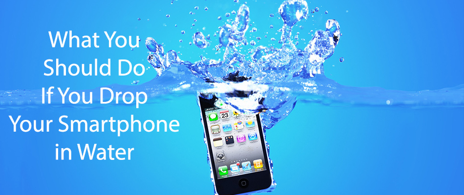 What You Should Do If Drop Your Smartphone In Water Smartphoneninja