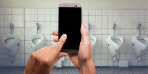 A Urine Smartphone Charger?