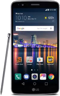 LG Stylo 3 16GB Boost Mobile smartphone