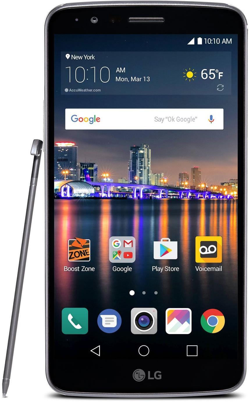 LG Stylo 3 16GB (Boost Mobile) - SmartphoneNinja