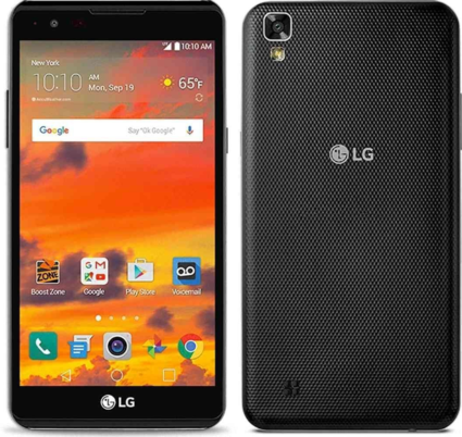 LG X Power 16GB Boost Mobile smartphone