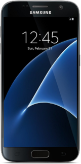 Samsung Galaxy S7 Black 32GB Boost Mobile smartphone