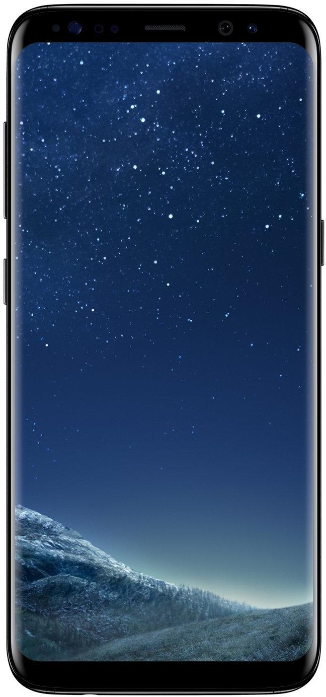 Samsung Galaxy S8 Black 64GB Boost Mobile smartphone